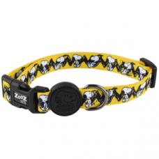Coleira Snoopy Yellow