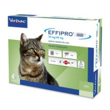 Effipro DUO pipetas gato