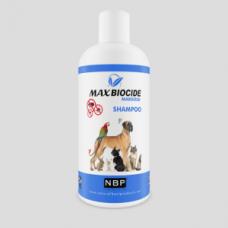 Shampoo repelente natural