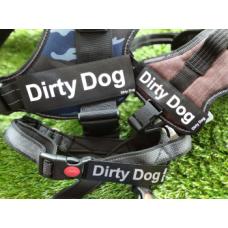 Velcro personalizado para Julius K9 e Extreme Dog