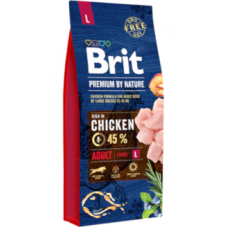 Brit Blue Nature Adulto Large