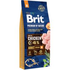 Brit Blue Nature Adulto Medium 15Kg
