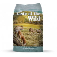 Taste of the Wild APPALACHIAN VALLEY Mini (Veado e Grão) 2Kg