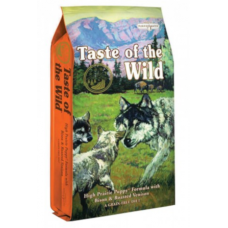 Taste of the Wild High Prairie Puppy (Búfalo e Veado) 12.2Kg