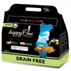 happyOne Mediterraneum Junior - SEM CEREAIS 3Kg